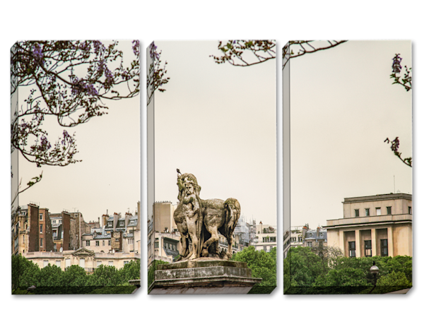 King For A Day Triptych
