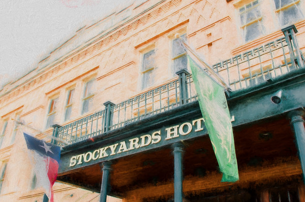 Iconic Stockyards Hotel