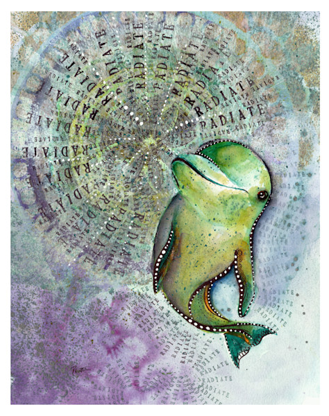 Radiate dolphin mantra