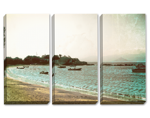 Settle For Nothing Triptych