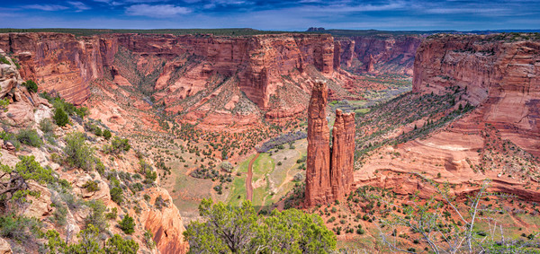 Canyon De Chelly - Spider Rock