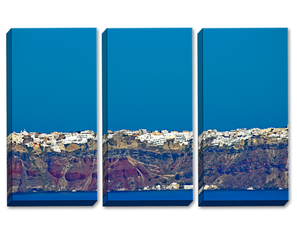 View From Heaven Triptych