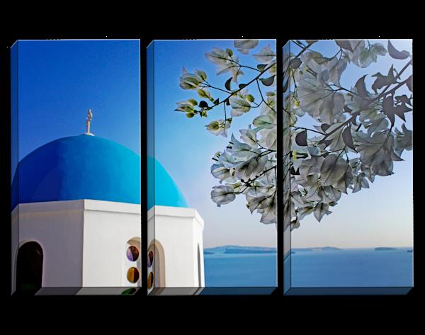 Mr. Blue Sky Triptych