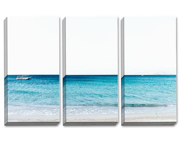 Under The Sea Triptych