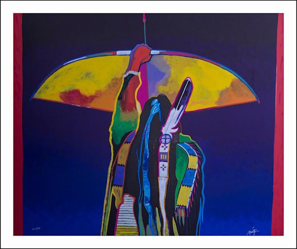 Whirlwind Soldier | John Nieto Art Limited Edition Serigraph