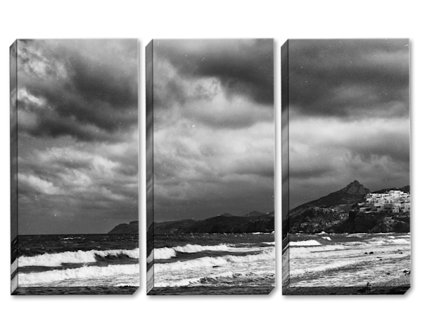 The Cruel Sea Triptych