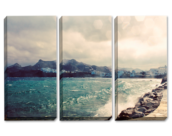 Waters Rising Triptych