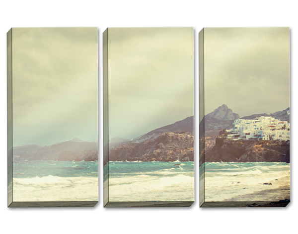 To The Sea Triptych