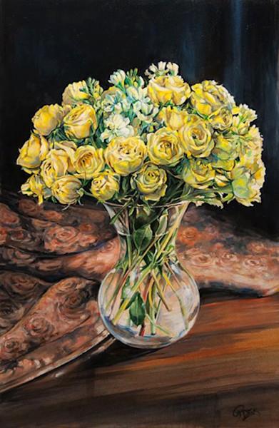 Floral | Glass | StillLife Originals
