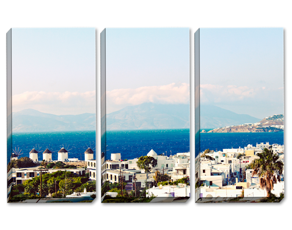 Heart With A View Triptych