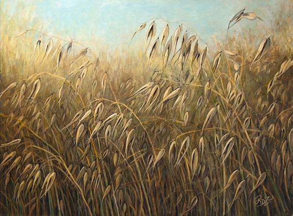 Wind Dancing Original Painting
