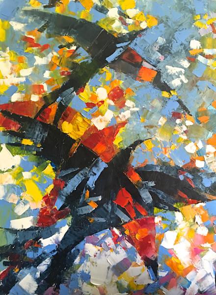 Flight II by Julia Hacker | SavvyArt Market Original Art