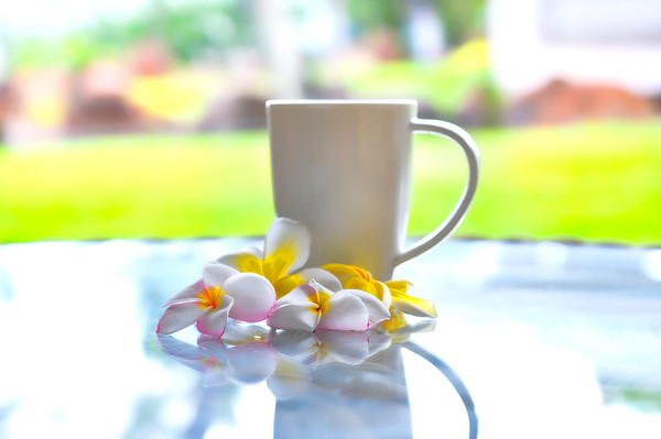 Coffee in the Morning in Lanai