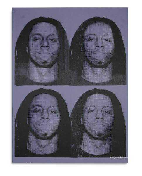 Mugshot Lil Wayne Purple