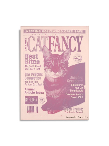 Untitled Cat Fancy Pink