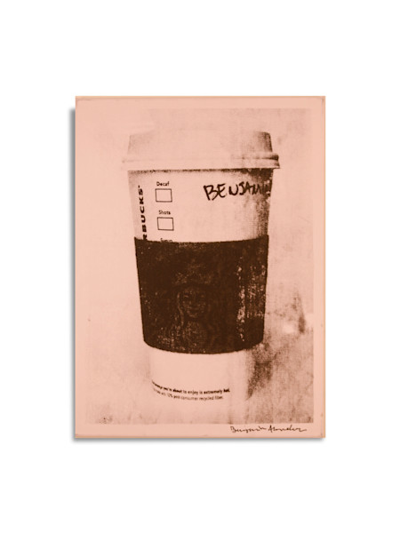 Untitled (Starbucks Cup)