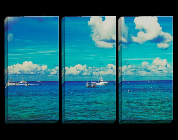 2nd Time Around Triptych