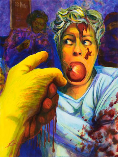 Bad Spot? by Michelle Leivan | Kansas Art Gallery