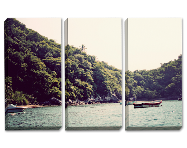 Beyond The Sea Triptych