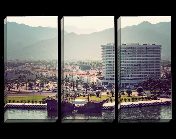 Box of Rain Triptych