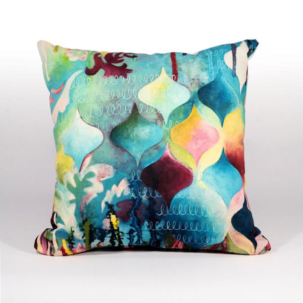 Ambrosial Art Pillow - Heather Robinson Fine Art