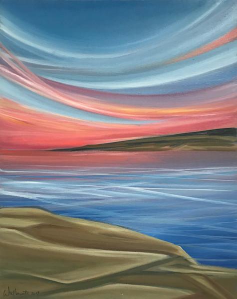 Santa Barbara Hike by Kristyn Watterworth | SavvyArt Market original painting