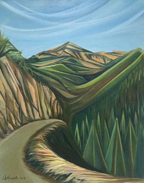 La Jolla, California by Kristyn Watterworth | SavvyArt Market original painting