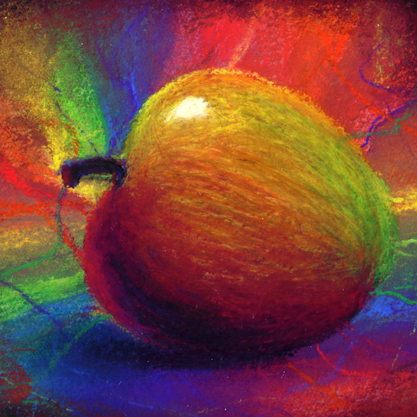 Metaphysical Apple Art | KD Neeley