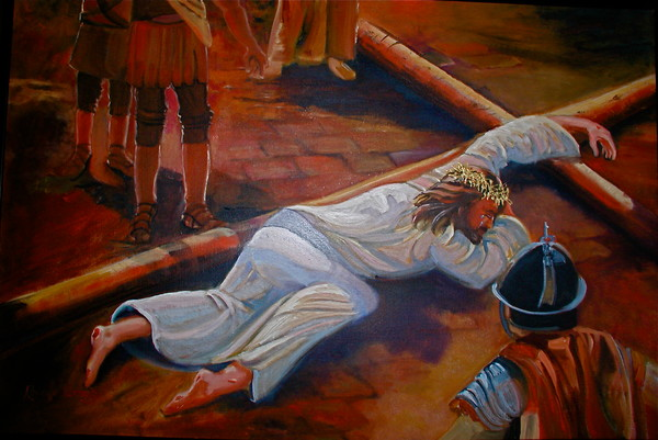 """Jesus Falls Again"" by Reveille Kennedy 