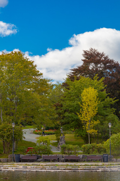 Strolling Through - Bowring Park