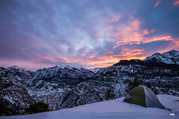 Markus Van Meter Photography | High Camp Above Ouray