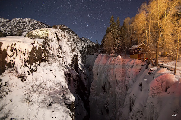 Markus Van Meter Photography | Ouray Ice Park