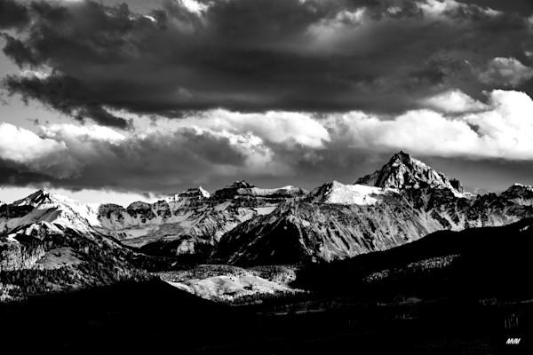 Markus Van Meter Photography | Mt. Sneffels Drama