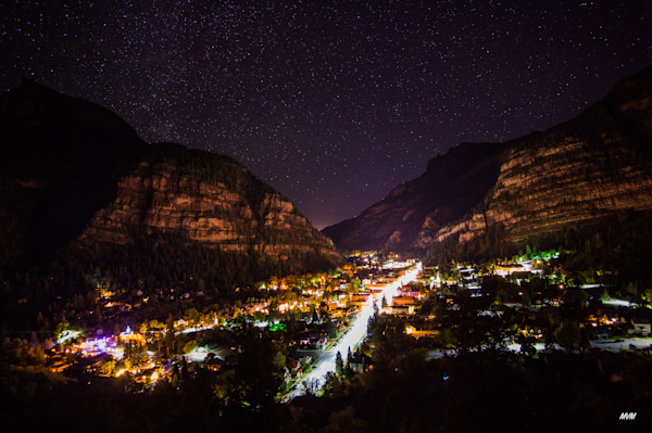 Markus Van Meter Alpine Photography-Ouray Colorado Collection