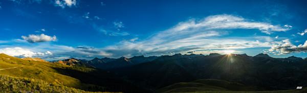 Markus Van Meter Photography | Skyline Drive Sunset