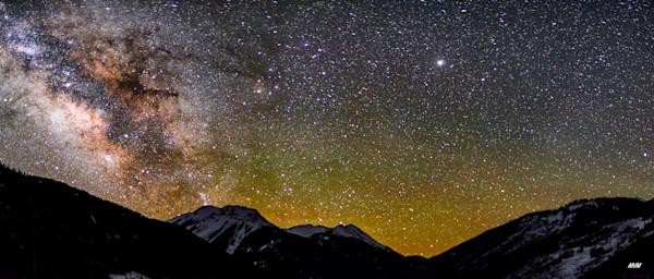 Markus Van Meter Photography | Red Mountain Milky Way