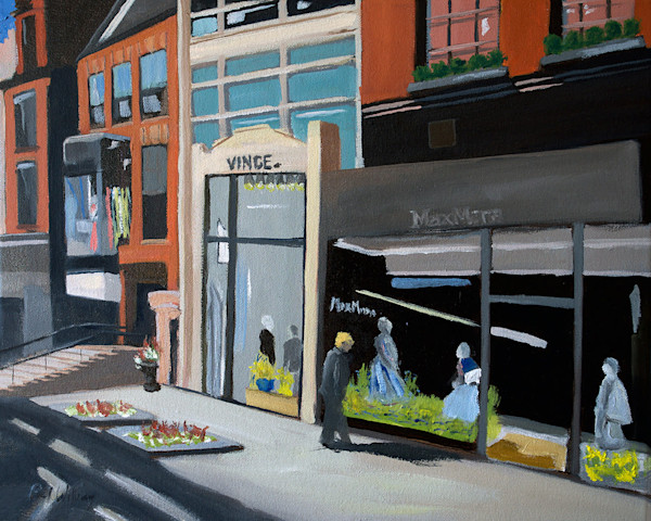 Boston paintings by Paul William