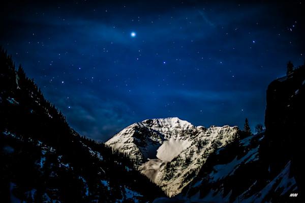 Markus Van Meter Photography | U.S. Mountain Moonlight