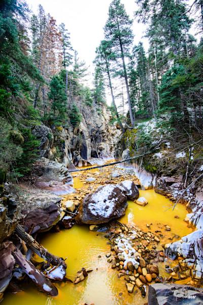 Markus Van Meter Photography | Uncompahgre Gorge