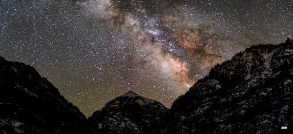 Markus Van Meter Photography | Mt. Abram Milky Way
