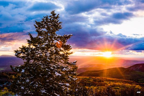 Markus Van Meter Photography | Cimarron Sunset
