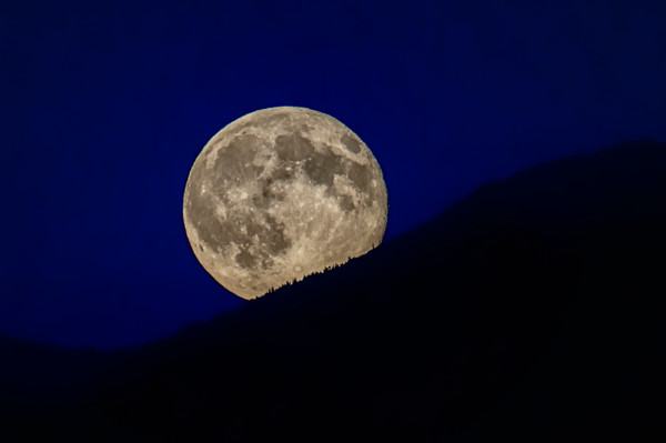 Supermoon July 12, 2014