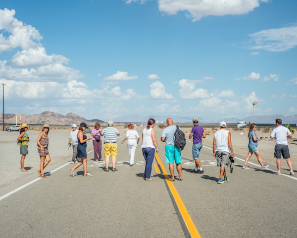 Route 66 Tourists
