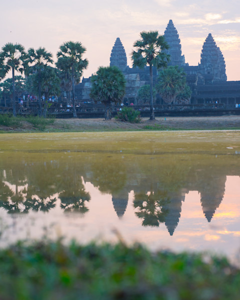 Siem Reap Sunrise
