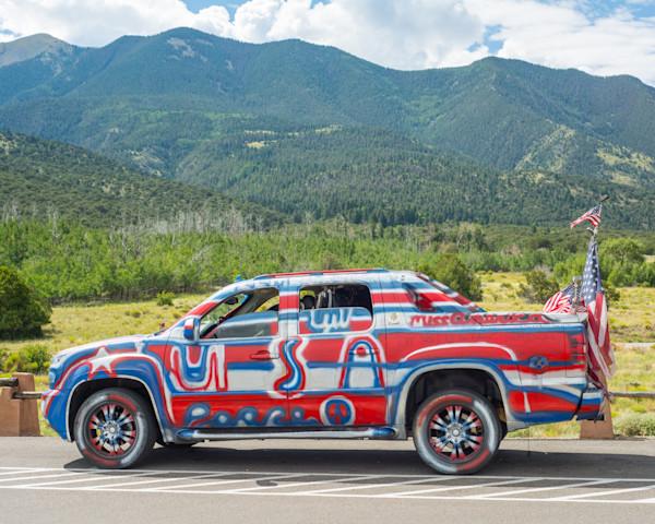 Colorado USA Truck