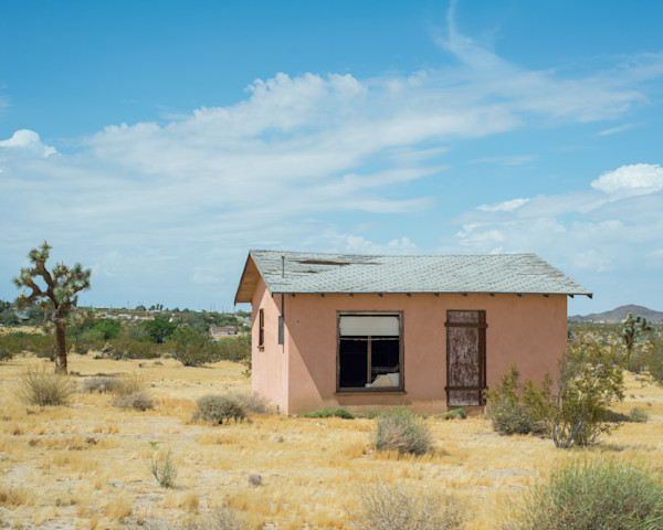 Joshua Pink House