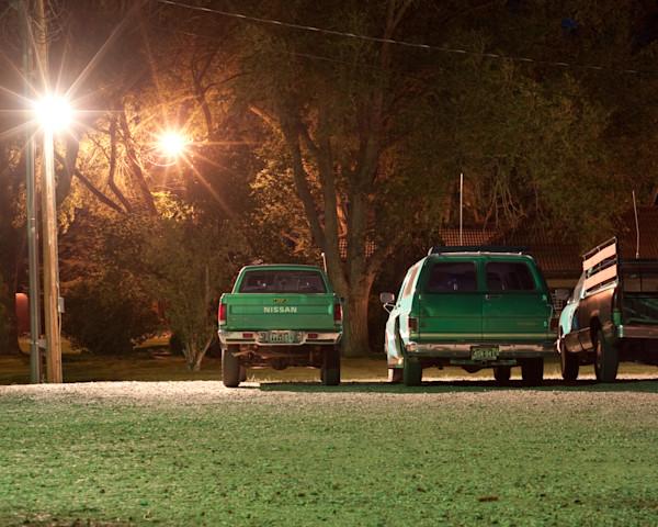 Night Trucks, New Mexico