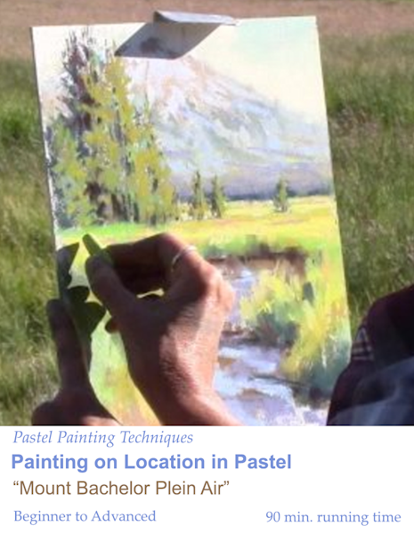 Mount Bachelor Plein Air