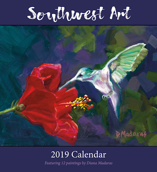 Calendars | Southwest Art Gallery Tucson | Madaras