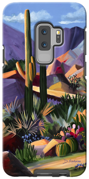 Phone Case | Southwest Art Gallery Tucson | Boulders IV